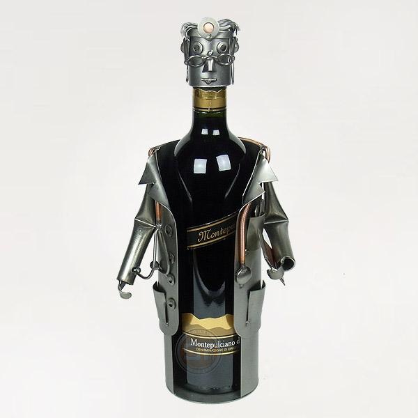 Wijnfleshouders